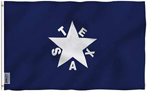 Texas Flag - Zavala De Lorenzo Design