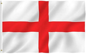 England Flag (St. George Cross) - 3x5 FT