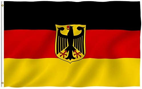Germany Eagle Flag