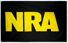 Load image into Gallery viewer, NRA National Rifle Association 2nd Amendment 3x5 Flag