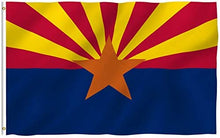 Load image into Gallery viewer, Arizona State Flag 3 X 5 Ft