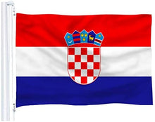 Load image into Gallery viewer, Croatia Flag