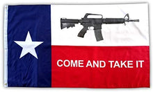 Load image into Gallery viewer, Texas - Come and Take It Flag