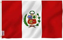Load image into Gallery viewer, Peru Flag - 3x5 FT