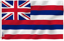 Load image into Gallery viewer, Hawaii State Flag - 3x5 Ft