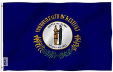 Load image into Gallery viewer, Kentucky State Flag - 3x5 Ft