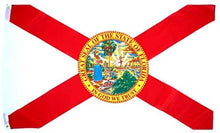 Load image into Gallery viewer, Florida - State of Florida Flag 3x5 FT