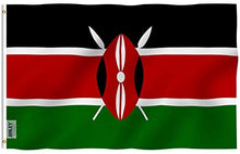 Load image into Gallery viewer, Kenya Flag