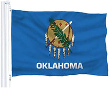 Load image into Gallery viewer, Oklahoma - State of Oklahoma Flag - 3x5 FT