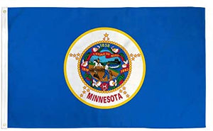 Minnesota State Flag - 3x5 FT