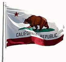 Load image into Gallery viewer, California State Flag