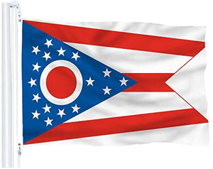 Ohio - State of Ohio Flag - 3x5 FT