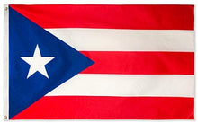Load image into Gallery viewer, Puerto Rico Flag 3x5 FT