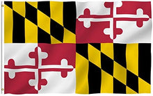 Load image into Gallery viewer, Maryland Flag