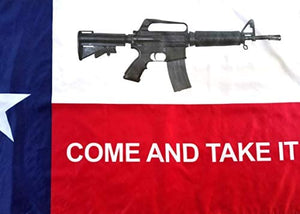 Texas - Come and Take It Flag