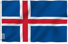 Load image into Gallery viewer, Iceland Flag