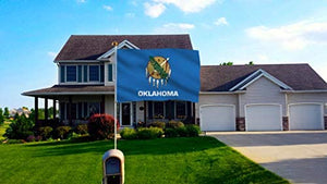 Oklahoma - State of Oklahoma Flag - 3x5 FT