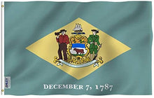 Load image into Gallery viewer, Delaware State Flag