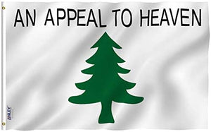An Appeal to Heaven Flag - American Revolution Flag