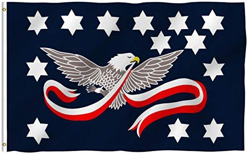 Whiskey Rebellion Flag - 3x5 FT