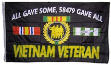 Load image into Gallery viewer, Vietnam Veteran Flag - All Gave