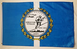 Korean War Veterans 1950-1953 Flag