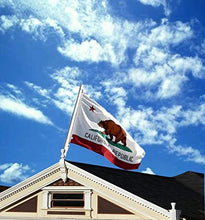 Load image into Gallery viewer, California State Flag 3x5