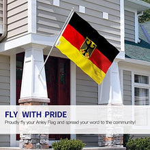 Load image into Gallery viewer, Germany Eagle Flag