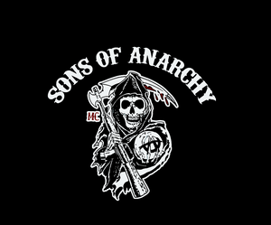 Sons of Anarchy Flag - 3x5 Ft