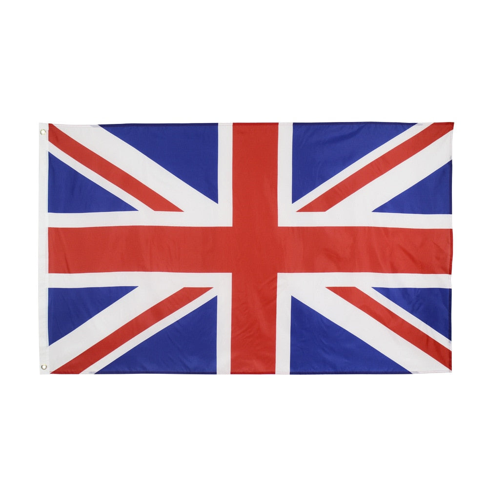U.K. Great Britain Flags