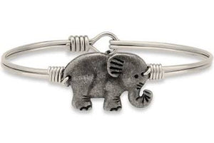 Luca + Danni-Elephant Bangle Bracelet