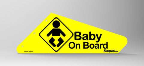 Baby On Board - Refill, SKU: R0029