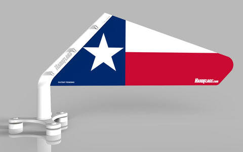 TEXAS Car Flag, SKU: 0039