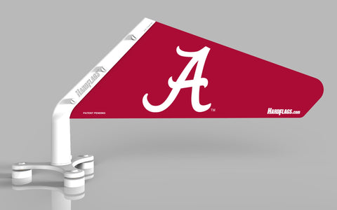 University of Alabama Car Flag, SKU:0056