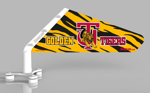 Tuskegee University Golden Tigers Car Flag, SKU: 0058