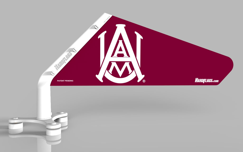 Alabama A&M University Car Flag, SKU: 0061