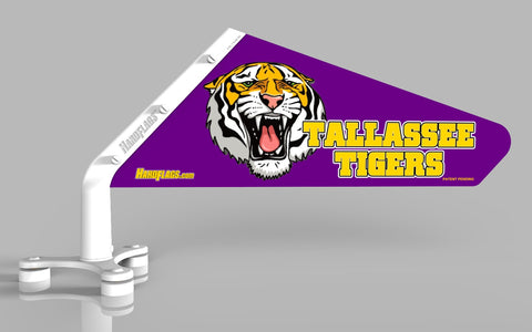 Tallassee Tigers Car Flag, SKU: 0062
