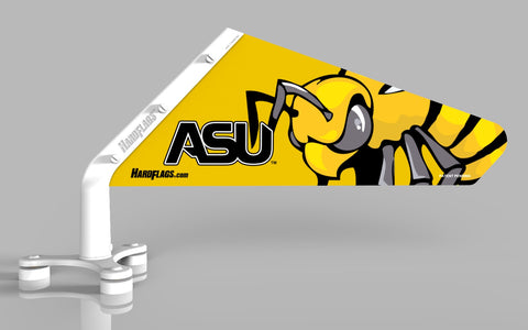 Alabama State University Car Flag, SKU: 0112
