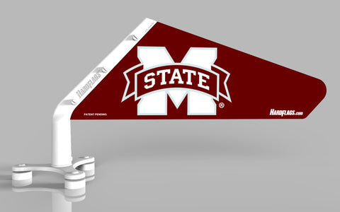 Mississippi State University Car Flag, SKU: 0115