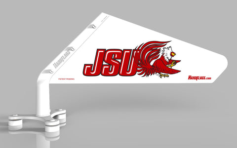 Jacksonville State University Car Flag, SKU: 0122
