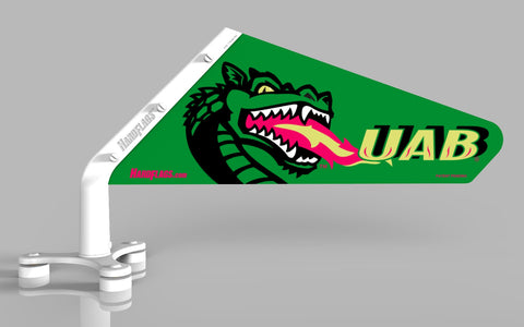 University of Alabama Birmingham Car Flag, SKU: 0125