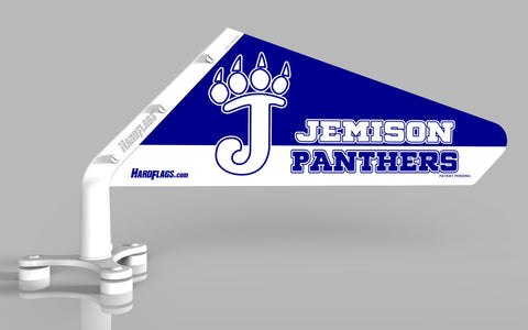 Jemison Car Flag, SKU: 0118