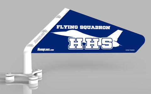Highland Home School Car Flag, SKU: 0126