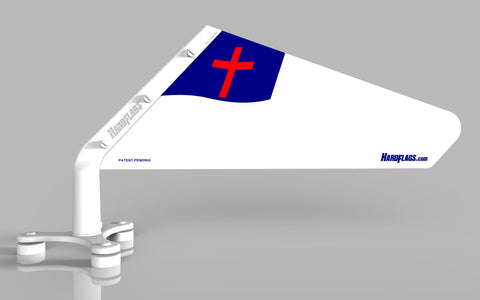 Christian Car Flag, SKU: 0108