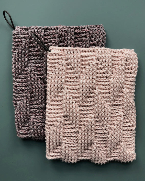 Herringbone Potholder