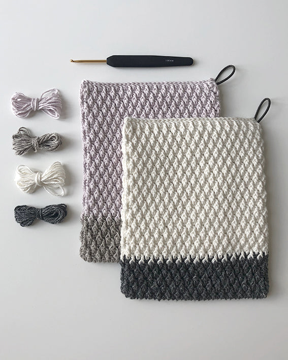 Pebble Potholder