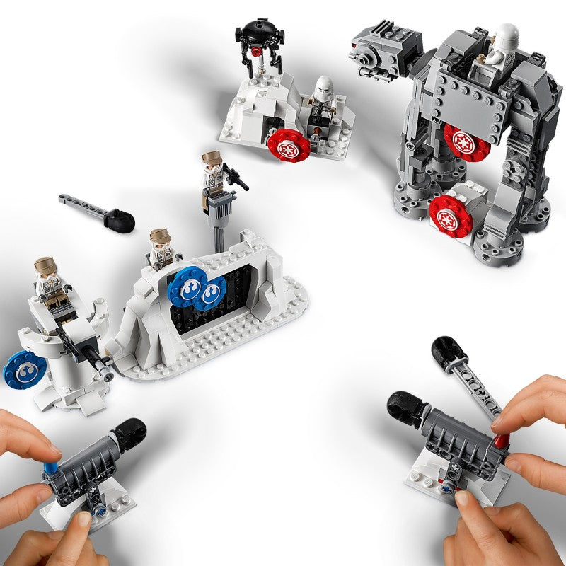 LEGO Star Wars 75241 Action Battle Echo Base Defense