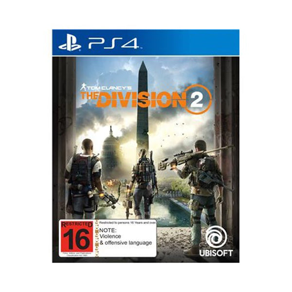 Playstation 4 Tom Clancy's The Division 2