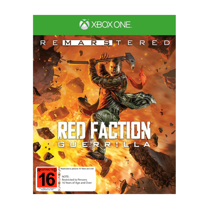 Xbox One Red Faction : Guerrilla - Re-Mars-Tered Edition