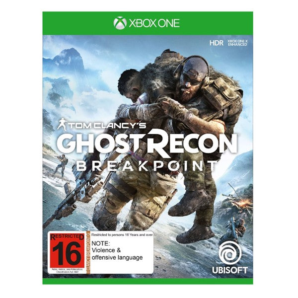 Xbox One Tom Clancy's Ghost Recon: Breakpoint